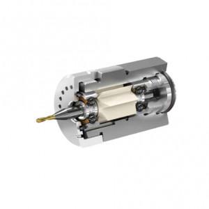 Шпиндель швидкообертовий, работающего под давлением хладагента 10-60 бар - 4300000025