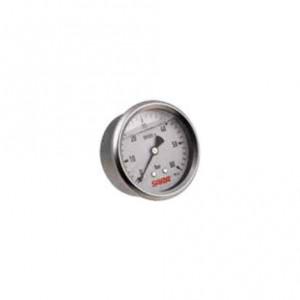 Манометр для замера давления хладагента ø 63 мм (резьба ¼`), подходит для адаптера с № 4303000025