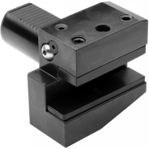 Держатель инструментов статический B2 левый, короткий B2 - 30x20x40 VDI30